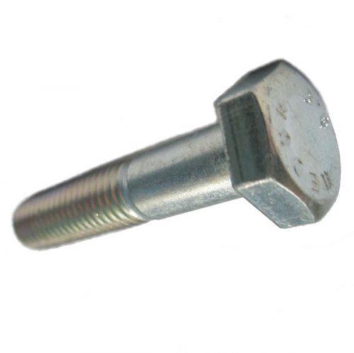 25 Sechskantschrauben ISO 4014 10.9 verzinkt M16x250