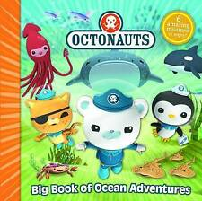 Octonauts: Big Book of Ocean Adventures,  | Hardcover Book | Good | 978085707597