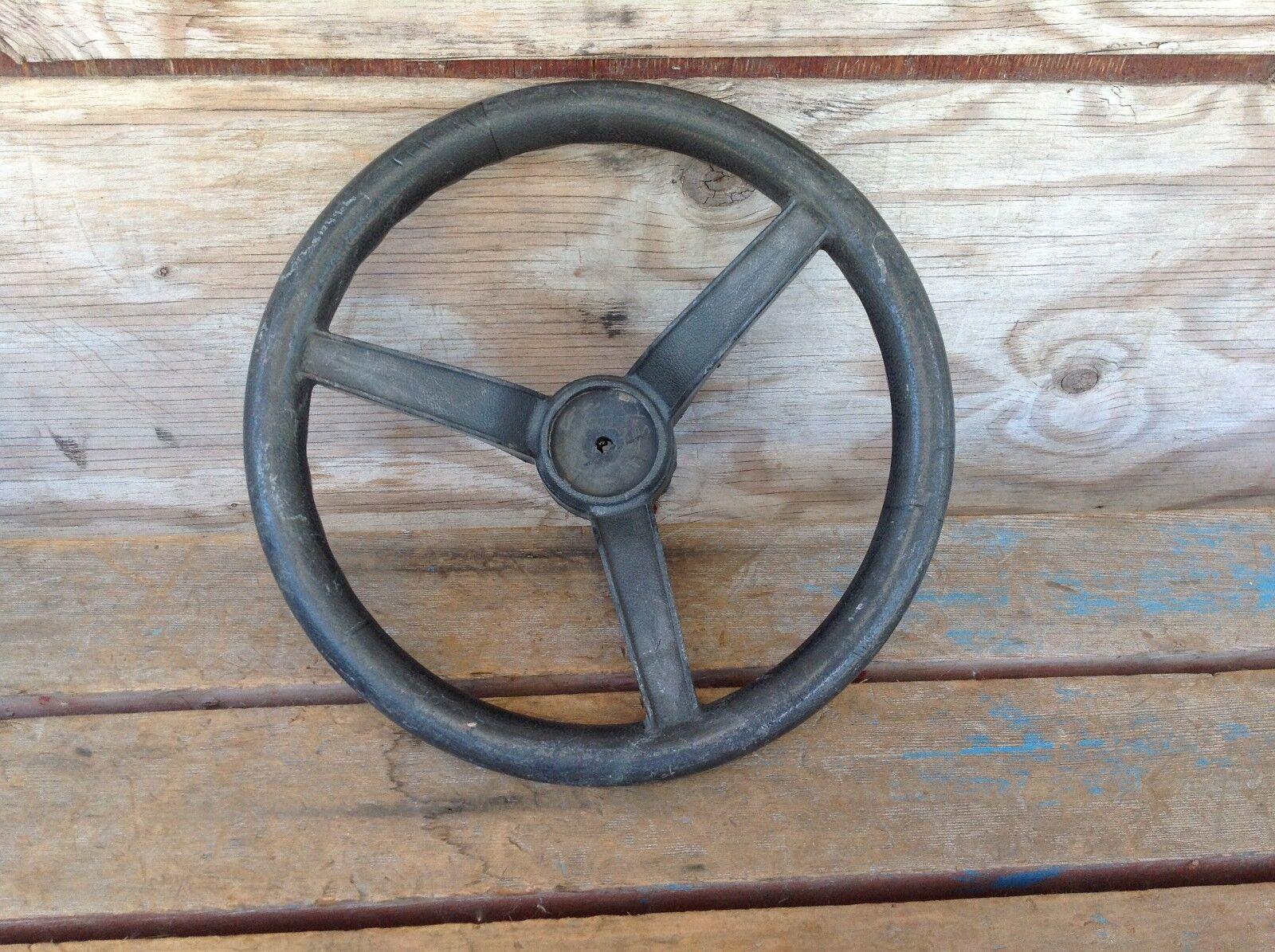 Cool Plastic 12  Diameter Steering Wheel