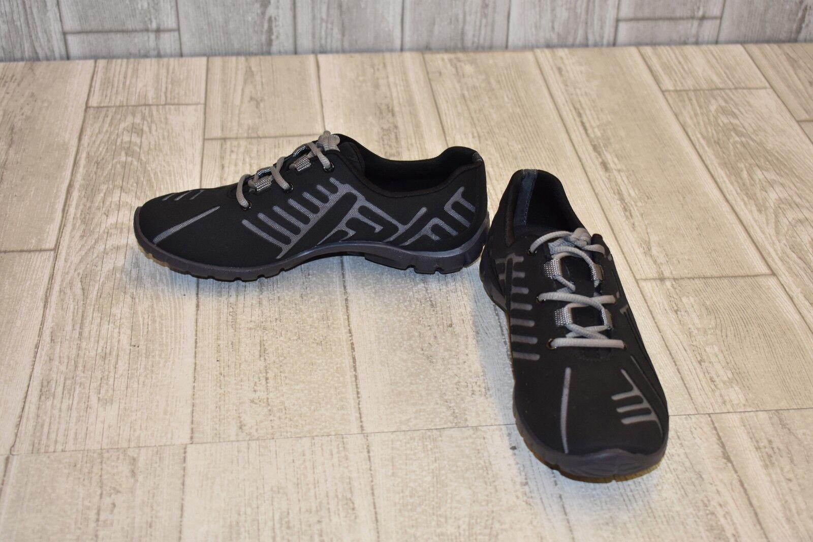 Rockport truWALKzero Welded Welded Welded Lace Up scarpe - Donna  Dimensione 5.5 W - nero 1b6600