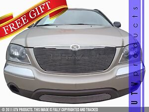 Image Is Loading Gtg 2004 2006 Chrysler Pacifica 2pc Polished Replacement