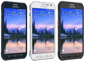 Samsung-Galaxy-S6-Active-G890A-Factory-Unlocked-GSM-32GB-LTE-Smartphone-GOOD