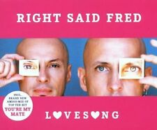 Right said Fred Lovesong (2001) [Maxi-CD]