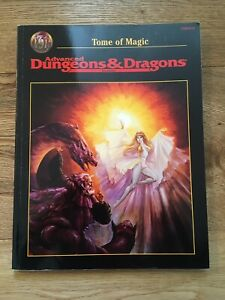 Tome of Magic - AD&D 2nd Edition - TSR (Softcover)
