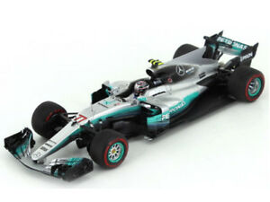SPARK-MODEL-S5031-MERCEDES-F1-W08-V-BOTTAS-2017-N-77-WINNER-RUSSIAN-GP-1-43