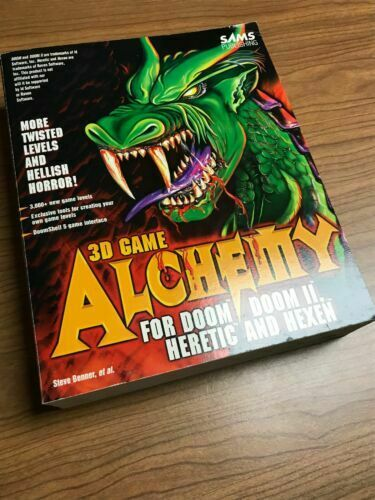 3D Game Alchemy for Doom, Doom II, Heretic and Hexen by Sams Development  Group Staff (1996, CD-ROM / Paperback) for sale online | eBay