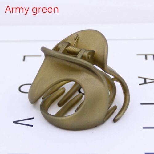 Women Butterfly Holding Hair Claw Girl Hair Clamp Clip Styling Hairdressing Tool