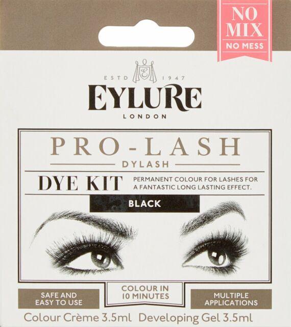 6c85eec3d21 EYLURE Pro-lash Dylash Black Dye Kit for sale online | eBay