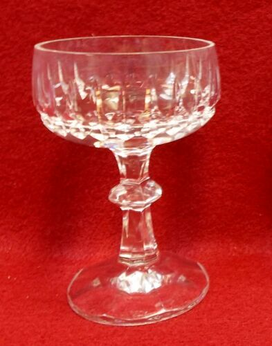 "SCHOTT-ZWIESEL crystal TANGO pattern Liquor//Cocktail Glass @ 4-1//8/"""