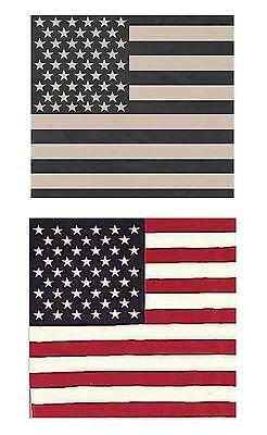 "Extra Large USA Bandana 27""x27"" American Flag Cotton Bandanas"