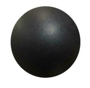 Upholstery-Decorative-100-200-Tacks-Nail-Nails-Hd7-16-034-1-2-034-Dull-Black-High-Dome