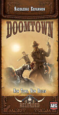 Doomtown Reloaded New Town New Rules Saddlebag Expansion Card Game AEG 5902