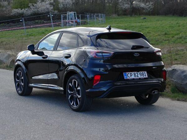Ford Puma 1,0 EcoBoost mHEV ST-Line X - billede 2