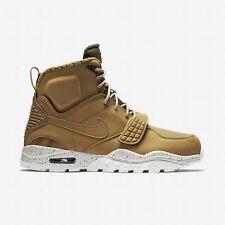 Nike Air Trainer SC 2 Boot Shoes Wheat-Dark Loden-Sail SZ 9 (805891-700)