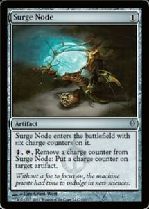 Surge-Node-Foil-New-Phyrexia-LP-English-MTG-Magic-FLAT-RATE-SHIP