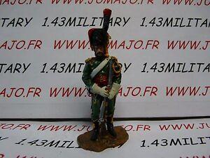 SOLDAT-plomb-TRICICLO-1-32-EMPIRE-chasseur-a-cheval-de-la-garde-Imperial-1812