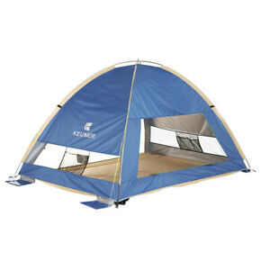 Keumer Portable Automatic Instant Beach Shade Tent With Uv