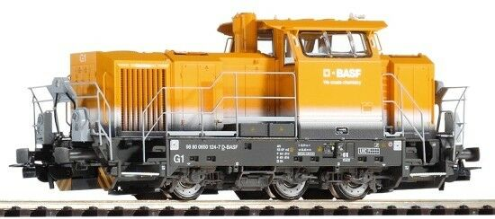 Piko 52657 Diesellok Vossloh G6 (MTU)  BASF  AC AC Digital H0 NEW OVP