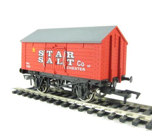 """Dapol 4F-018-003 Salt van /""""Star Salt/""""  Era 3"""