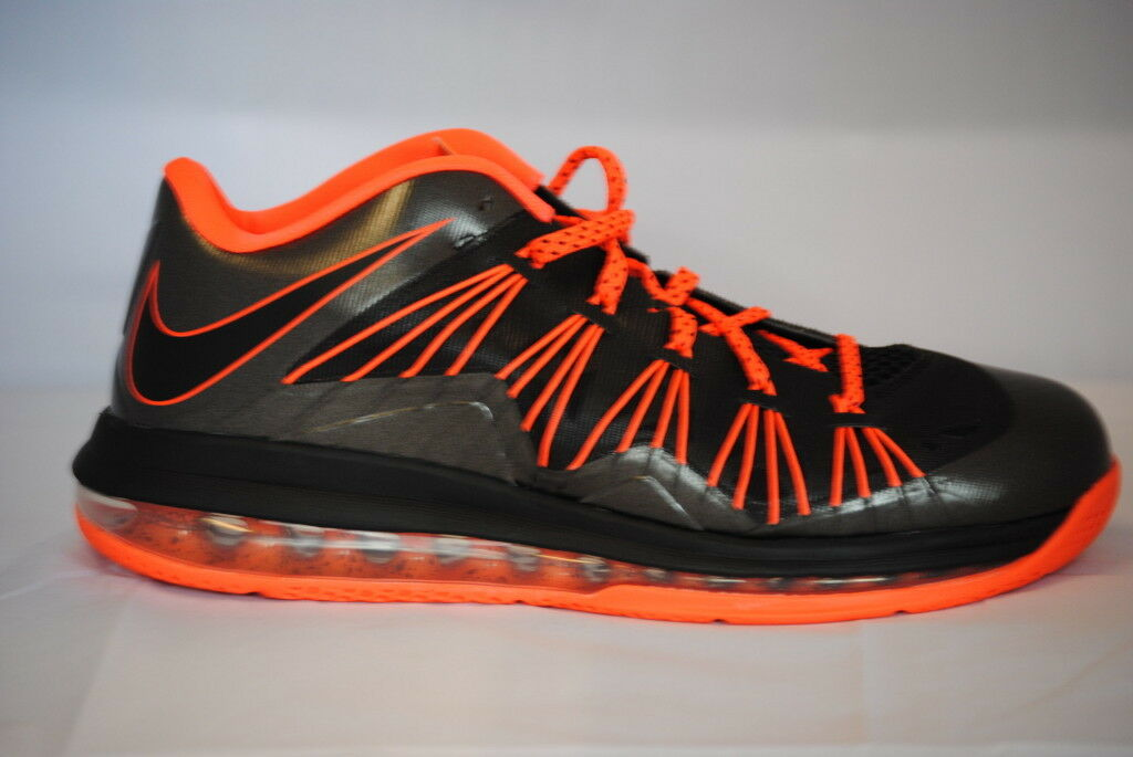 size 40 55a15 3498e Nike Air Max Lebron X Low Men s 579765 001 Multiple sizes outlet