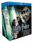 Harry Potter Collection - Years 1-7A (Blu-ray, 2011, 7-Disc Set, Box Set)