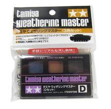 Tamiya 87088 Weathering Master D Set