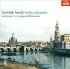 Frantisek Benda: Violin Concertos (CD, Jun-2012, Supraphon)