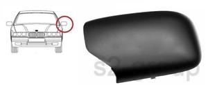 Abdeckung Gehäuse Außenspiegel BMW 3er E36 90-00 5er E34 92-96 Links Grundiert
