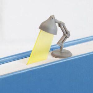Creative-Reading-Lamp-Bookmark-Grey-Book-Marker-School-Office-Gift-Sale-Q-amp