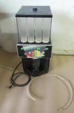 Taylor Ca4 Bender Ice Shaver Frozen 4 Beverage Margarita Slushy Drink Machine