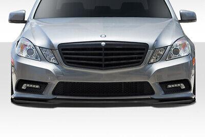 Frontspoiler Spoilerlippe Body Kit Spoiler für Benz W212 E-Klasse Sport 2016-19