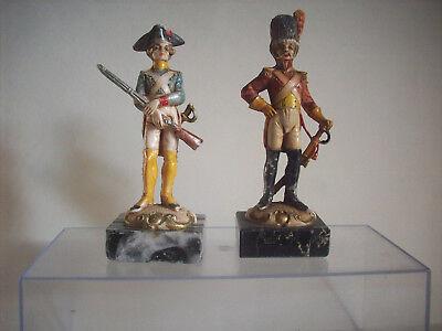 Appena Cromoplasto-fontanini, 2 Soldati Napoleonici, Cadauno € 9,00