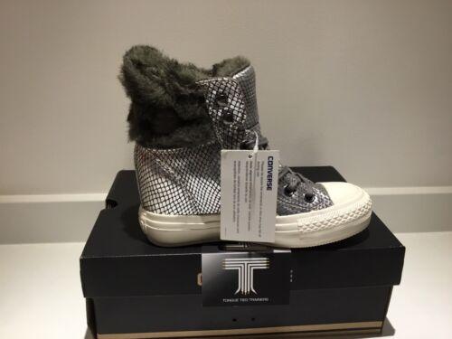 Ct Womens All Platform Star 3 Boots Uk 5 Converse Size ~ C5gdqxqw