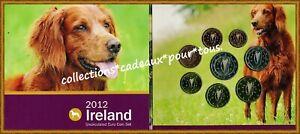 IRLANDE - Coffret BU 2012 - Le setter irlandais
