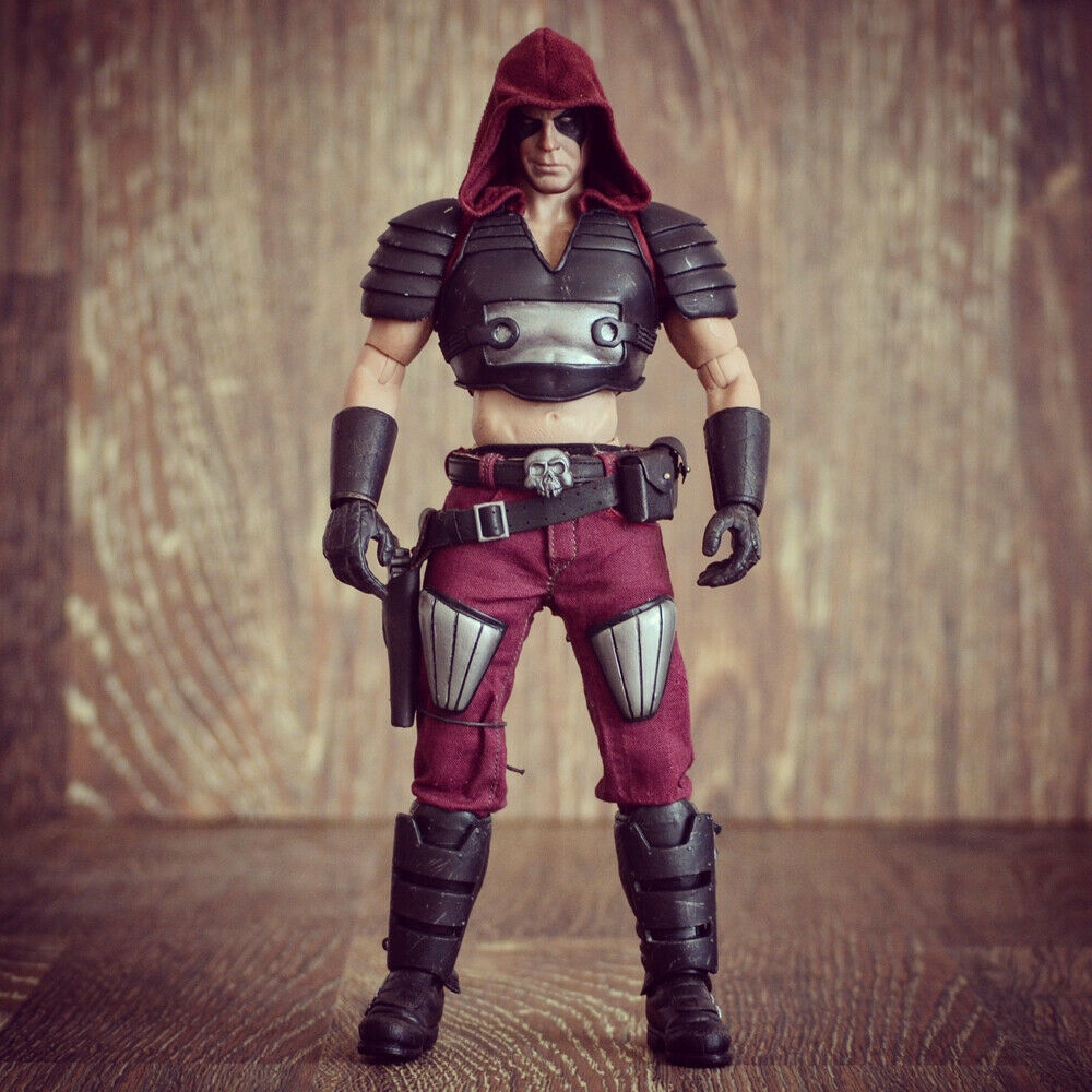 "Custom Exclusive Sideshow GI Joe 1984 Zartan Dreadnok 12"" 1:6 Scale Cobra on eBay thumbnail"