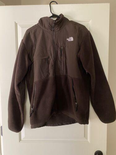 North Face Denali Mens Jacket Medium Brown