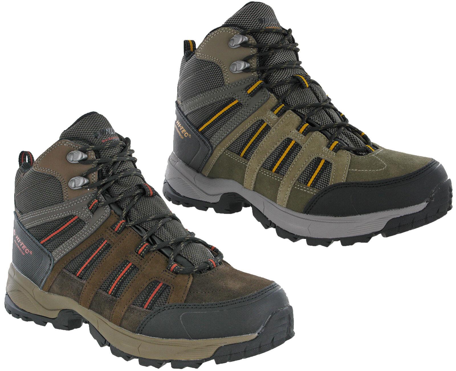 HiTec Garcia Garcia Garcia Sport Stivali Impermeabili Da Passeggio Escursioni Trail Linea Uomo Sautope da Trekre e1a