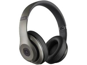 Beats by Dr. Dre Titanium 900-00199-01 Studio Wireless Headband Wireless Headpho