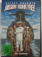 Mission Rohr frei! - U Boot Chaos unter Wasser - Rob Scheider, Kelsey Grammer