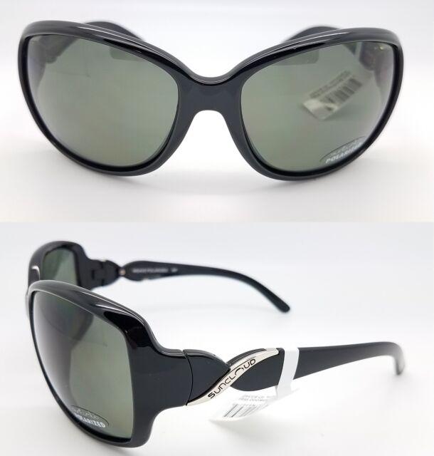 1fe45975a5c NEW Suncloud sunglasses Weave Black Grey Polarized Women s Medium-Large  FASHION
