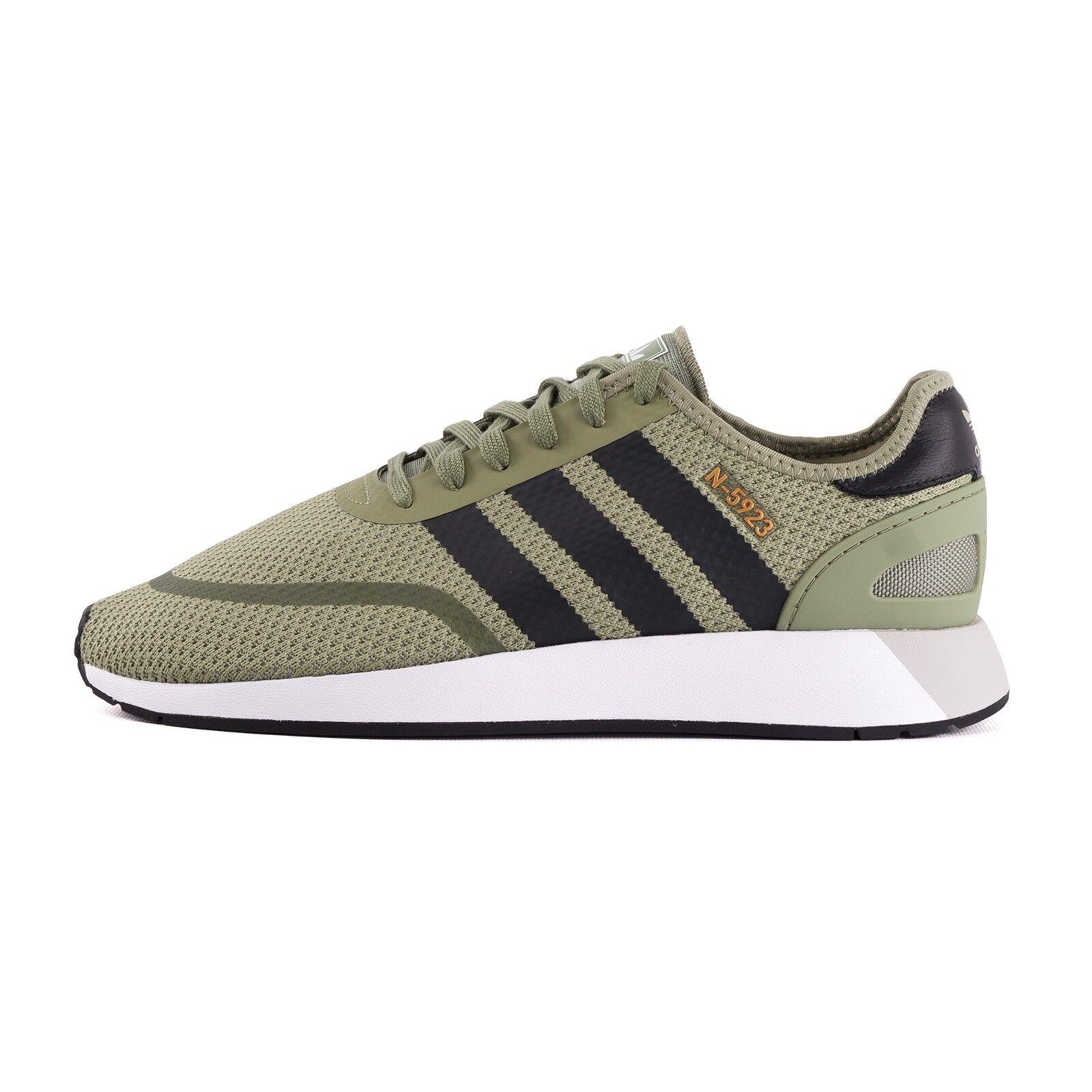 Adidas N-5923 Herrenschuh Sneaker grün 51378