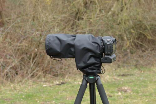 Cámara Impermeable /& lentes cubierta de la lluvia para Canon 300 F4 L IS /& Bolsa De Transporte