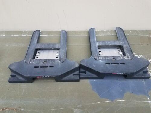 MX7000 LEDX2100 Code3 Standard Mounting Feet RX2700 21TR EXCALIBUR