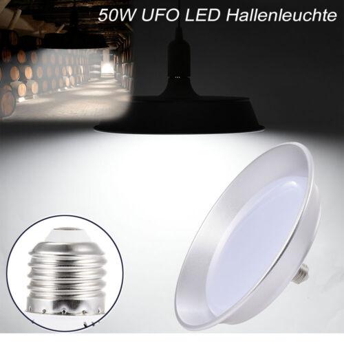 UFO LED Hallenbeleuchtung Industrielampe High bay Hallenstrahler Hallenleuchte