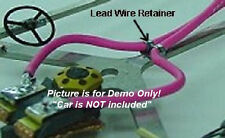 Koford Lead Wire Retainer (pack of 6) for 1/24 Slot Car