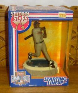 1996 Starting Lineup Figurine Stadium Stars Albert Belle Veterans Stadium 68985