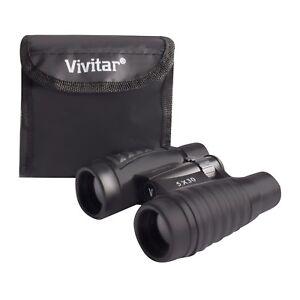 Vivitar-Classic-Pocket-5-x-30-Binoculars-With-Case