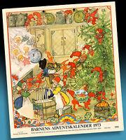weihnachtskalender nostalgie