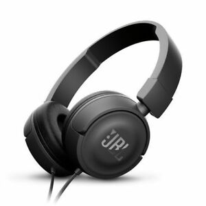 9a35332f92d JBL Harman T450 On-ear Lightweight Foldable Headphones With Mic ...