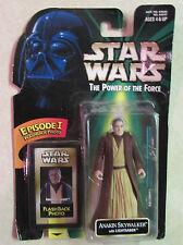 Star Wars - Power of the Force - Action Figure - Anakin Skywalker W/ Light Sabre